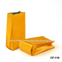 Bolsa de embalagem impressa Cofee