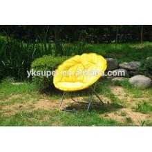 Высокое качество дешевого складного кемпинга взрослых складных лунных стульев