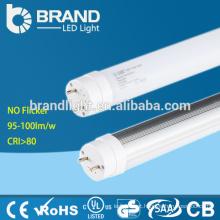 Luz elevada do tubo do diodo emissor de luz do Lumen 110lm / w 3ft 900mm 15W T8, CE RoHS