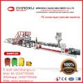 PC-Einzelschicht-Blatt-Plastikextruder-Maschine für Gepäck (Yx-21p)
