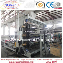 PP PE ABS Plastic Thick Board Sheet Extrusion Line From 15 Years Factory