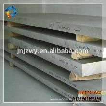 7070 h18 Feuille d'aluminium utilisée dans l'industrie