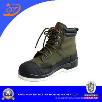 Мужская мода кружева лодыжки болотная обувь (16252)