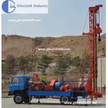 Gl-Iia 250m Truck Mounted Water Well Drilling Rig