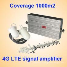 Новый Lte Mobile Signal Amplifier 75dB 4G 2600MHz Усилитель сигнала