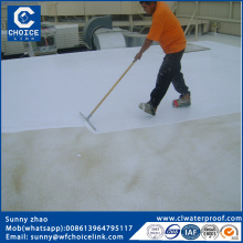 China Manufacturer waterbased polyurethane waterproof coating