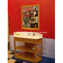 Отель Solid Wood Vanity (B-54B)