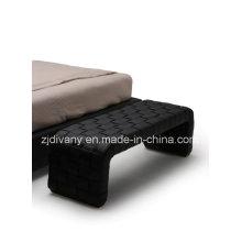 Taburete cama de cuero (SD-33)