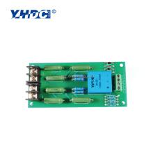 200V-1000V hall voltage sensor plate HV25-P output 5V or 25mA signal