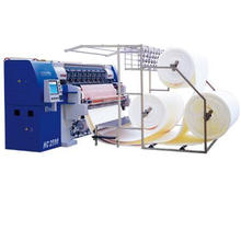 Multi Needle Quilting Machine, Computerized Lock Stitch Multi Needle Quilting Machine