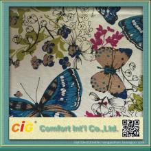 Popular Printing Design Polyester Sofa Furniture Fabric