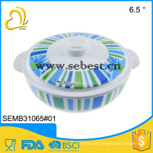 EPK eco-friendly round plastic melamine tableware cheap soup bowl