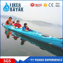 PE Pas de Kayak de famille gonflable à vendre