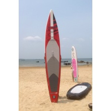 Red Popular Inflatable Surfing Race Stand-up Paddle Board