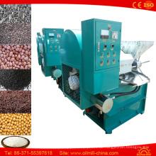 Schwarze Rapssamen-Samen-Öl-Presse-Canola-Extraktions-Maschine
