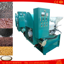 Peanut Groundnut Soybean Mustard Black Coconut Oil Press Machine