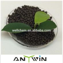 Fertilizante químico del dap del fertilizante de la venta el 64% DAP de la venta caliente, grado 18-46-0 del fertilizante del fosfato del diamonio