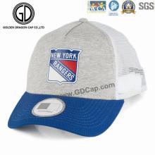 Equipo de deporte Nuevo sombrero del camionero impreso de la transferencia de calor de la era del diseño