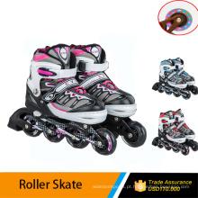 sapatos de corrida de rolo / skate inline de alta qualidade