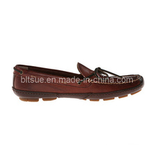 Echtes Leder Boot Schuhe für Top Sale