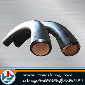 High quality food grade aluminium pipe bend