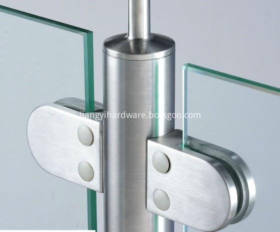 Modern Stainless Steel Glass Brackets