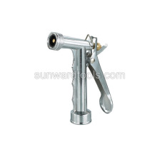 Full size metal rear trigger spray gun with threaded front