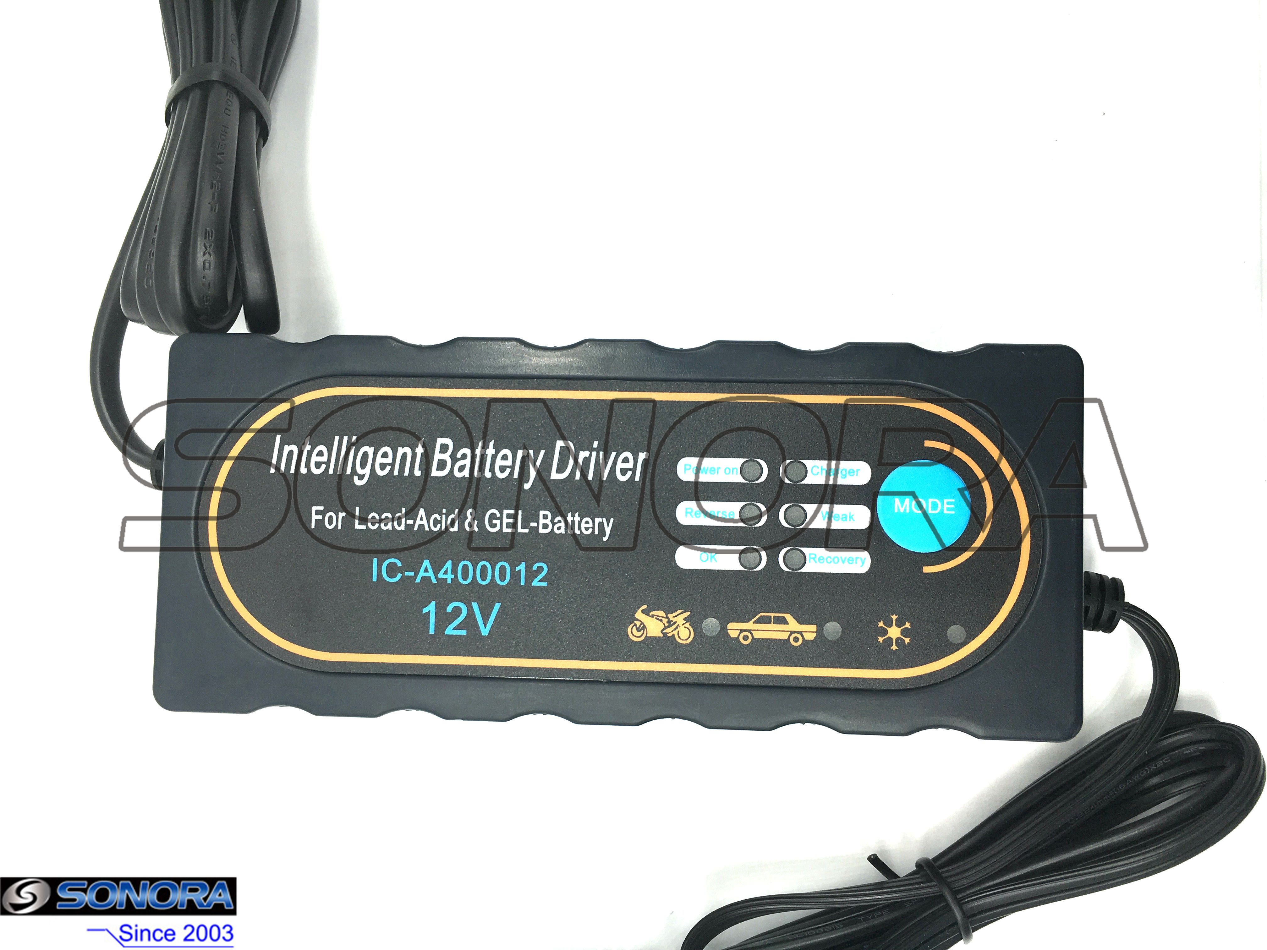 MCU control Battery Charger