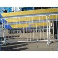 Metall-gebrauchte Absperrgitter Kontrolle / Zaun (TS-L02)