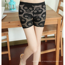 Мода женщин безопасности короткие штаны колготки с Hools (SR8230)