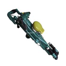 Pistola pneumática de ar martelo martelo perna YT28 perfuratriz