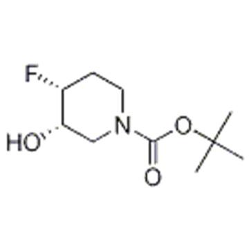 cis-tert-butyl 4-fluoro-3-hydroxypiperidine-1-carboxylate CAS 1174020-46-2