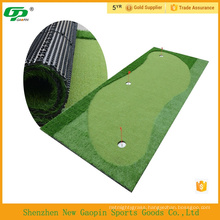 Gaopin golf putting green / portable putting green