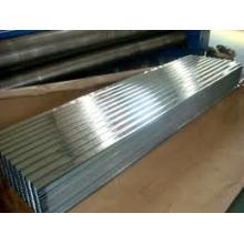 Folha de aço galvanizado de alumínio