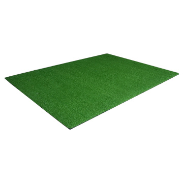 Rubber Base Artificial Grass Golf Mini Rubber Mat