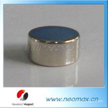 Diametric disc magnets