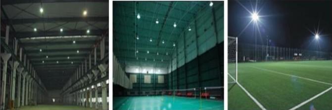 led bay light application 100W