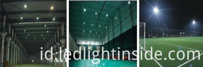 led bay light application 100W