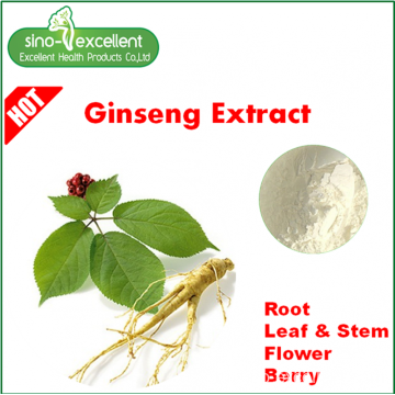 Low pesticide residues Ginseng Extract powder