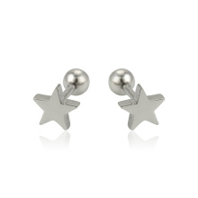 E-614 Xuping Fashion Newest unique design jewelry simple stars shaped studs earrings