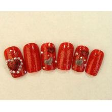 Nuevo producto decorativo uña artificial