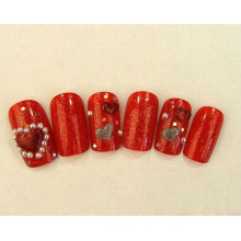 New Product Decorative Artificial Fingernail