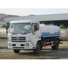 Dongfeng brand 6000 liter water tank truck