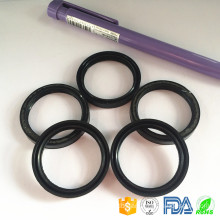 Auto Parts Front Crankshaft Rubber Oil Seals Silicone Material Geely Spare Parts Oil Seal