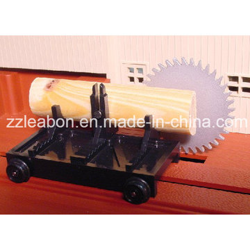 Automatic Type Horizontal Circular Sawmill with Carriage