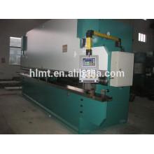 Máquina de dobra manual CNC, prensa hidráulica, freio de prensa manual