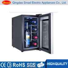 8 Bottles Desktop Thermoelectric Wine Cooler
