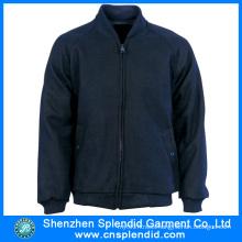 Wholesale Mens Navy Winter Fleece Jackets Bulk