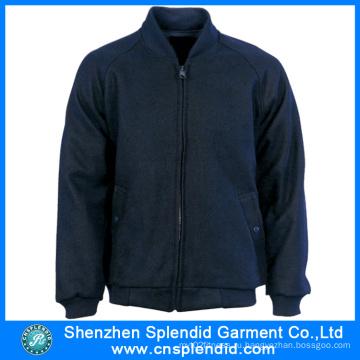 Оптовая Мужские Темно-Зимние Флисовые Куртки Оптом