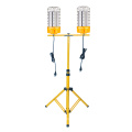 100W Outdoor Tripod Work Lights with Stand